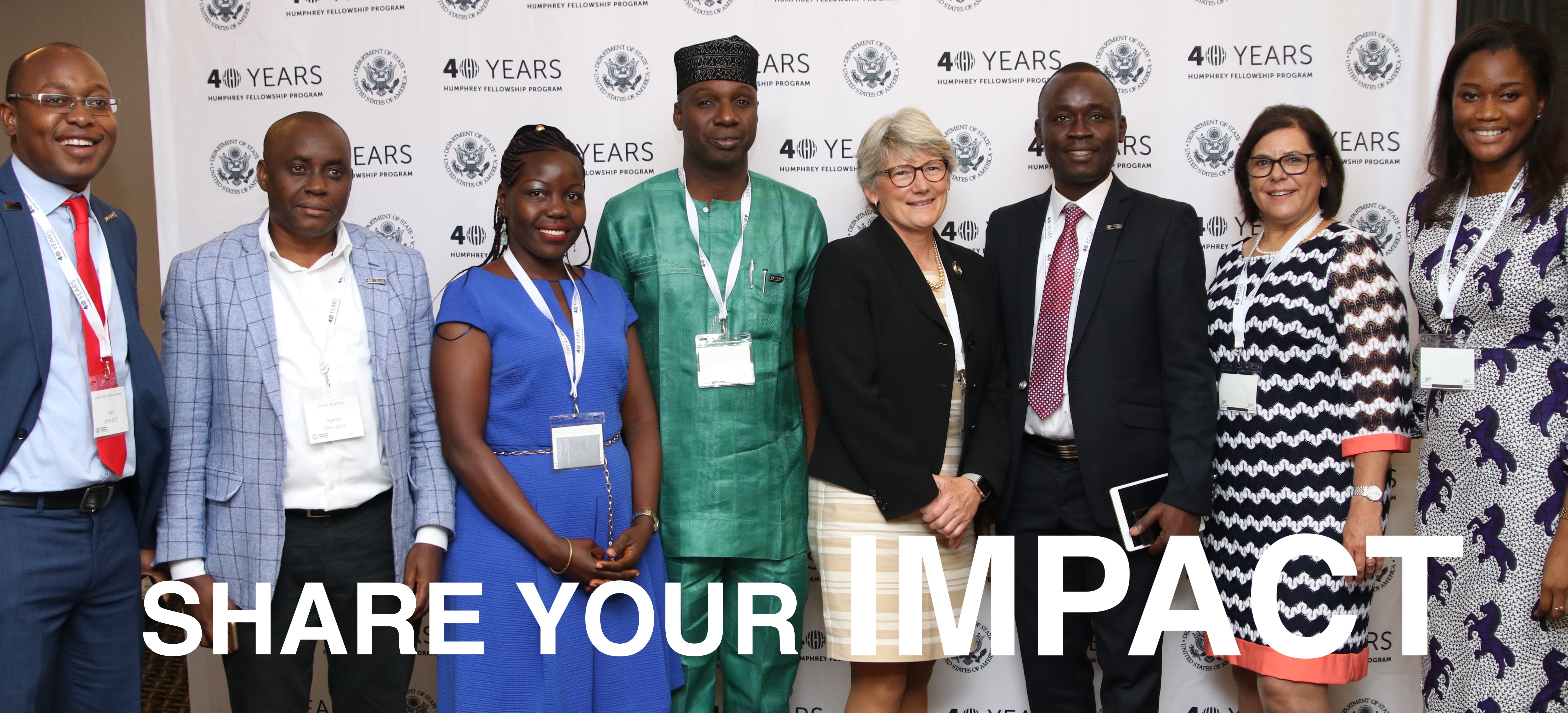 40th Anniversary Share Your Impact